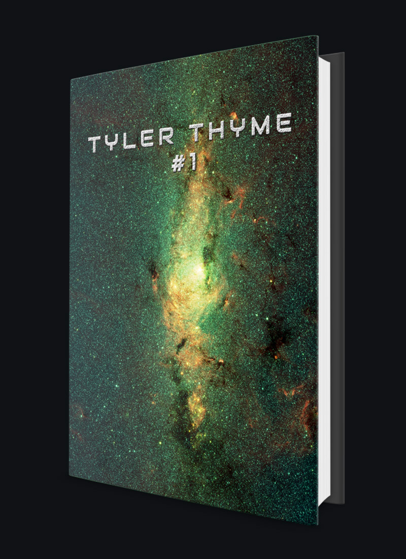 Tyler Thyme, The up and coming sci-fi, Dystopian,