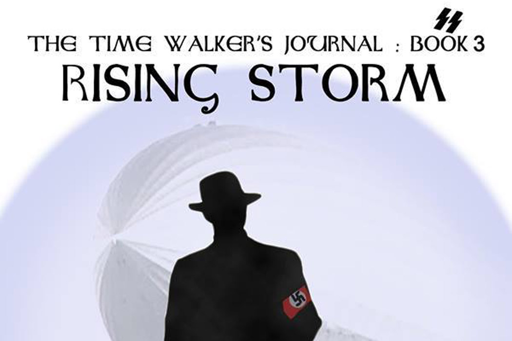 Rising Storm, YA Fiction, Time Travel, Fantasy Thriller